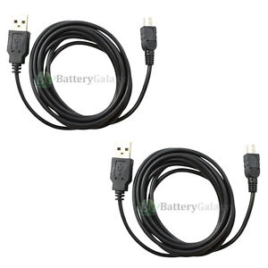 2 USB 6FT Cable for Phone Motorola RAZR RAZOR V3 V3C V3i