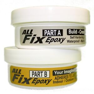 Rock Hard Putty Uses