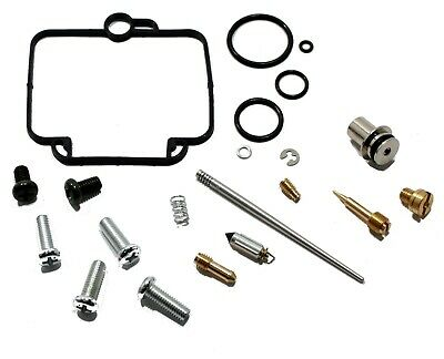 Polaris Scrambler 500, 1997-2009, Carb / Carburetor Repair