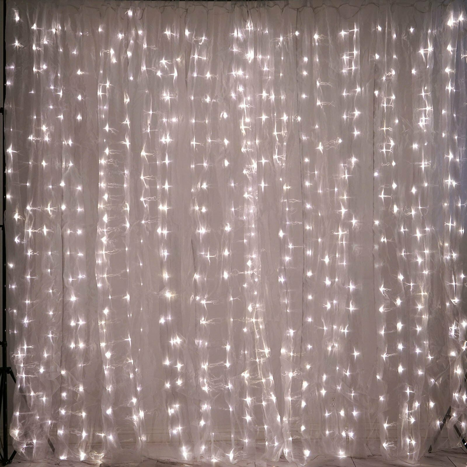600 sequential warm white led light