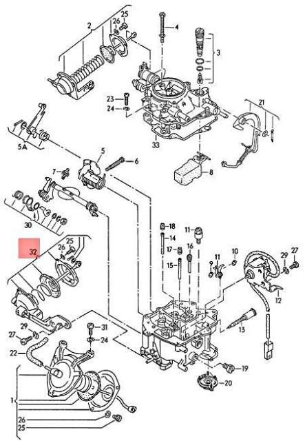 Genuine AUDI VW 100 Avant Quattro 4000 5000 80 90 Coupe