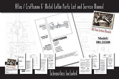 Atlas/Craftsman 6