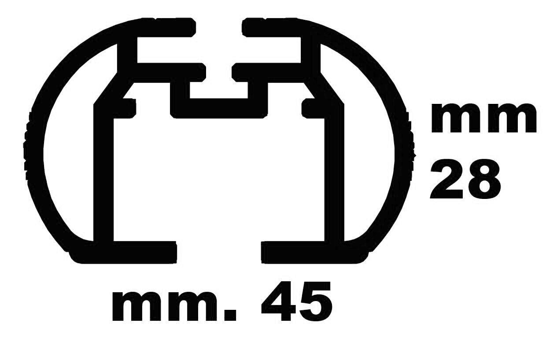 räumung günstiger preis Dachträger K1 PRO Aluminium für