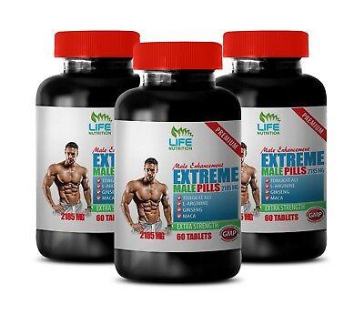 l-arginine 500 - Extreme Male Pills 2185mg - super hard ...