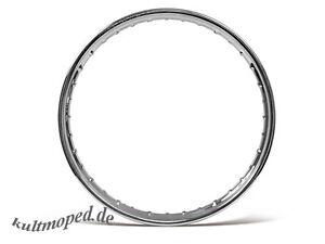 Radaelli Rim 1,50 x 16 chrom Steel MOPED S50 S51 S70 KR51