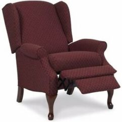 Accent Wingback Chairs Loveseat Dining Chair Red Burgundy Recliner Armchair Recliners Wing Image Is Loading