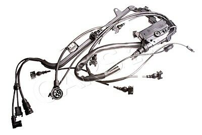 Genuine Mercedes Benz Engine Cable Harness Motor Wiring