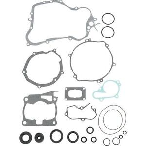 94-97 Yamaha YZ125 Moose Racing Gasket Kit Set w Oil Seals