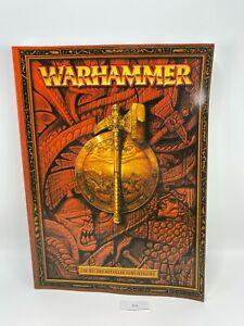WARHAMMER LE JEU des batailles fantastiques guide de jeu