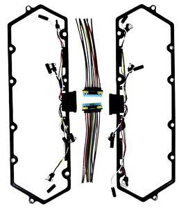 Valve Cover Gasket Set & Wiring Pigtail Harnesses 7.3l