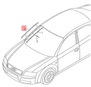 Genuine Water Deflector Strip AUDI SEAT A4 Avant Quattro