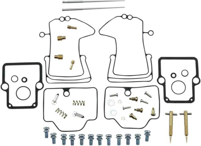 Carburetor Rebuild Kit for 2006-2007 Ski-Doo MX-Z 600 H.O