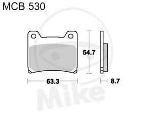 TRW Lucas Brake Pads MCB530 Front Yamaha XVZ 1200 Td