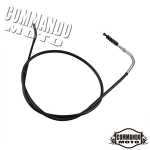 Black Clutch Cable Fits Suzuki 2006-2009 M109R Boulevard
