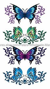 seller butterfly tramp stamp
