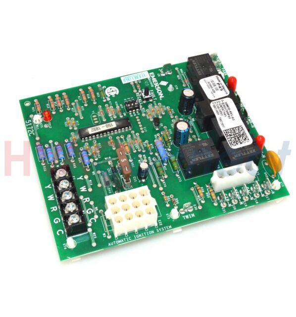 Trane Am Standard Control Circuit Board Cnt03797 D341122p01