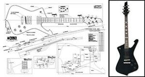 Ibanez Electric Guitar Wiring Diagram