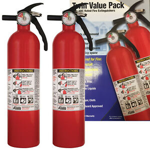 kidde kitchen fire extinguisher ikea island canada 2 5 lb abc dry chemical home car image is loading