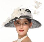 wedding hats short hair collection