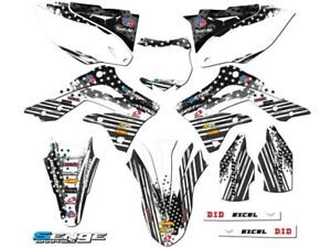 2013 2014 2015 KXF 450 GRAPHICS KIT KAWASAKI KX450F KX F