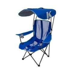 Portable Beach Chair Eyebrow Threading Swimways Kelsyus Adults Canopy Blue Ebay
