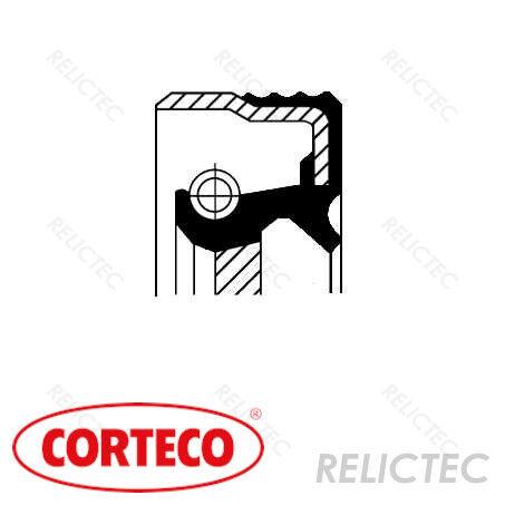 BMW Mini Gearbox Input Shaft Oil Seal Ring 7549008