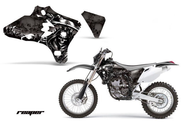 Shroud Graphics Kit Decal Wrap For Yamaha YZ250F YZ450F