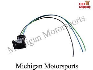 3 Wire EV1 Connector BOSCH 3 pin Crank Cam CPS TPS IAC