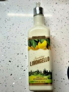 Limoncello Lotion Bath And Body Works : limoncello, lotion, works, Works, Sparkling, Limoncello, Lotion, Olive