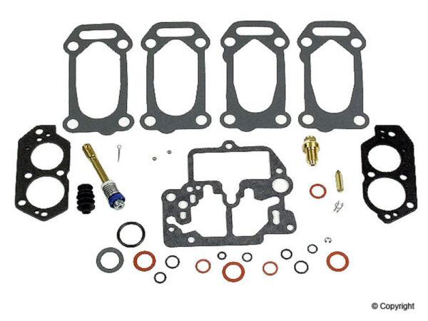 Carburetor Repair Kit-Walker Carburetor Repair Kit WD