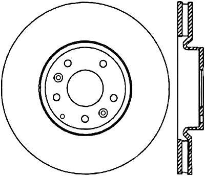 Front Brake Rotor For 2004-2011 Mazda RX8 2005 2006 2007