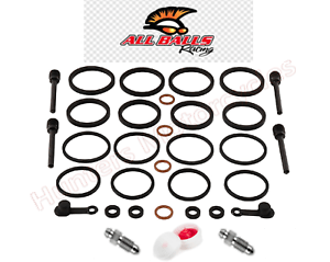 Suzuki GSXR1000 Front Brake Caliper Seals Pin Rebuild Kit