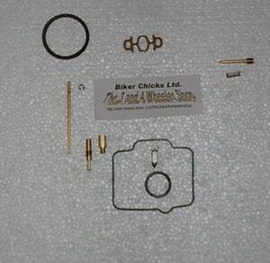 HONDA 1986-1987 TRX250R Carburetor Carb Rebuild Repair Kit