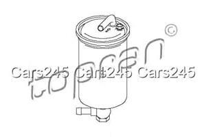 Inline Fuel Filter Fits AUDI A4 B7 2.7-3.0L 2004-2008 8E0