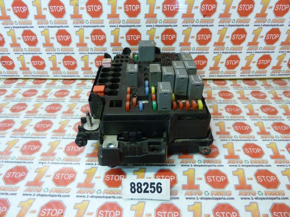 medium resolution of 03 tahoe fuse box