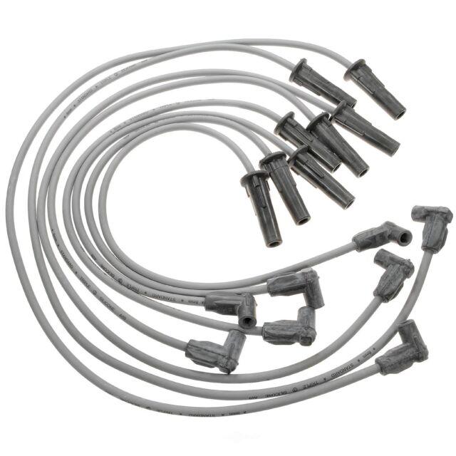 Spark Plug Wire Set fits 1975-1989 Pontiac Bonneville