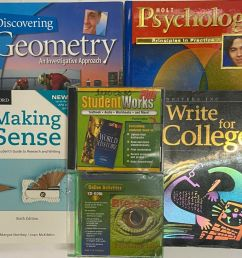 Master Books 10th Grade Curriculum Kit for sale online   eBay [ 1395 x 1600 Pixel ]