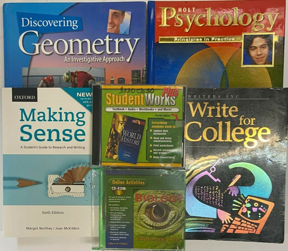 medium resolution of Master Books 10th Grade Curriculum Kit for sale online   eBay