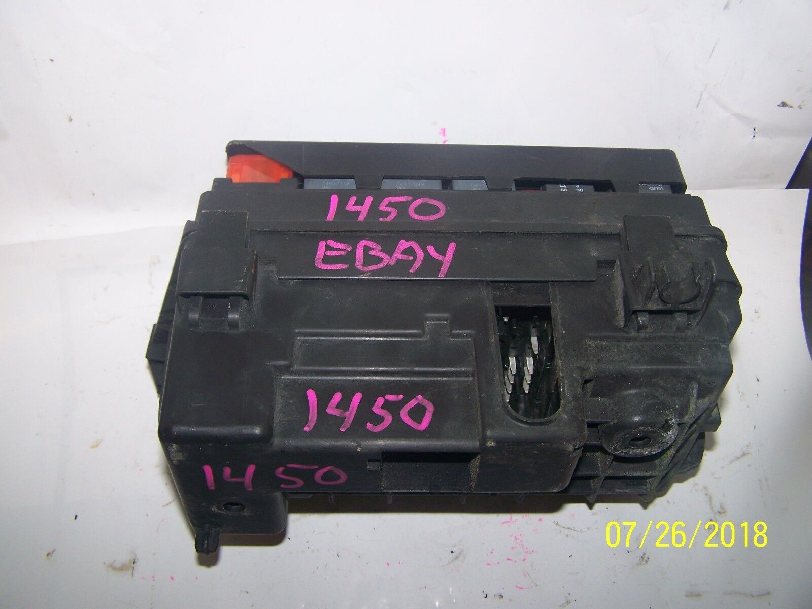 hight resolution of fuse gm box 22704222 wiring diagram online fuse gm box 15940497