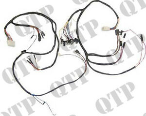 41355 Ford New Holland Wiring Loom Ford 2000 3000 4000