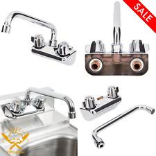 low lead wall mount kitchen bar sink