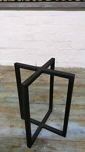 details about industrial legs metal coffee table base made in uk any sizes