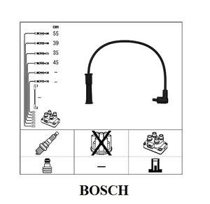 Ignition Wire Set Bosch Renault Clio I II MEGANE I Twingo