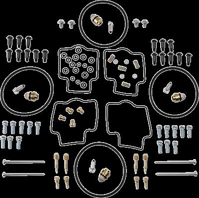 Parts Unlimited 1003-1406 Carburetor Repair Kits 97-07