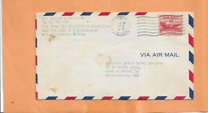 US MILITARY COVER APO 201 1953 8th ENGINEER C BATTALION JAPAN  eBay