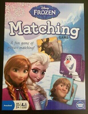 Frozen Hair Game : frozen, Brand, Disney, Frozen, Matching