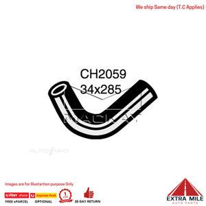 CH2059 Radiator Lower Hose for Nissan Navara D21 2.4L I4