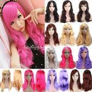 big cosplay wig women long