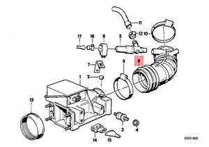 Youan: Bmw E30 320i Vacuum Hose Diagram