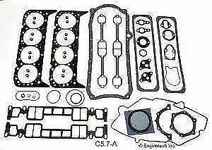 Enginetech Full Engine Gasket Set for 1986-1995Chevrolet